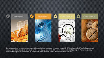 Financial Experts Presentation Template, Slide 12, 04227, Presentation Templates — PoweredTemplate.com