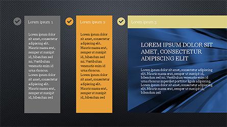 Financial Experts Presentation Template, Slide 16, 04227, Presentation Templates — PoweredTemplate.com
