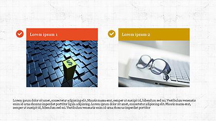 Financial Experts Presentation Template, Slide 6, 04227, Presentation Templates — PoweredTemplate.com