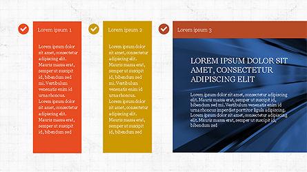 Financial Experts Presentation Template, Slide 8, 04227, Presentation Templates — PoweredTemplate.com