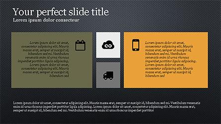 Grid Layout Agenda Slide Deck Slide 13