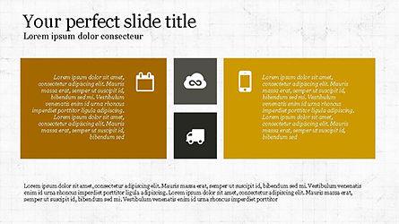 Grid Layout Agenda Slide Deck Slide 5