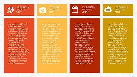 Grid Layout Agenda Slide Deck Slide 6