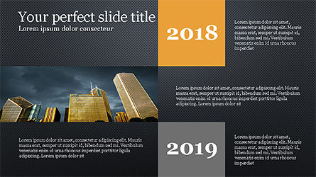 Company Overview Presentation Template, Slide 12, 04232, Presentation Templates — PoweredTemplate.com