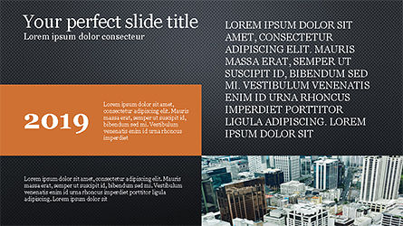 Company Overview Presentation Template, Slide 14, 04232, Presentation Templates — PoweredTemplate.com