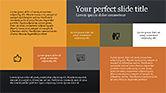 Trendy Presentation Template#9