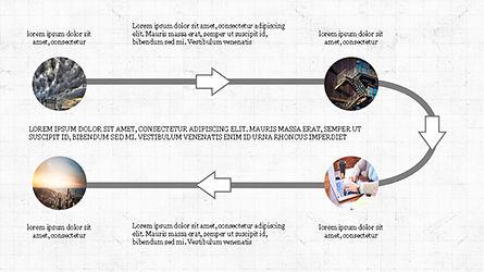 Process with Milestones Slide 5