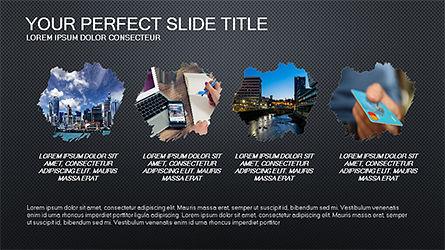 Financial Brief Presentation Template, Slide 10, 04236, Presentation Templates — PoweredTemplate.com