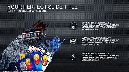 Financial Brief Presentation Template, Slide 13, 04236, Presentation Templates — PoweredTemplate.com