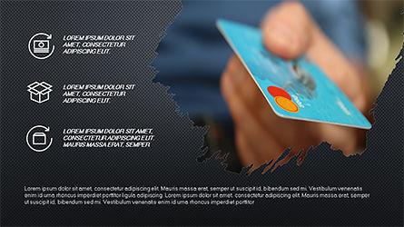 Financial Brief Presentation Template, Slide 15, 04236, Presentation Templates — PoweredTemplate.com