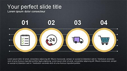 E Commerce Presentation Concept, Slide 10, 04237, Presentation Templates — PoweredTemplate.com