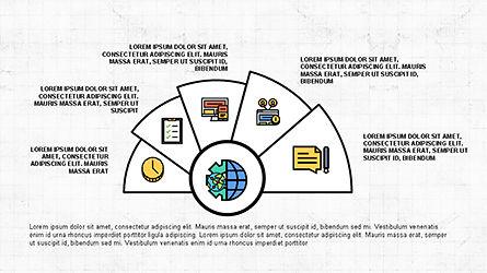 E Commerce Presentation Concept, Slide 6, 04237, Presentation Templates — PoweredTemplate.com