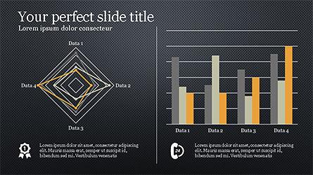 Minimalistic Presentation with Flat Icons Slide 12