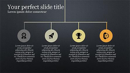 Minimalistic Presentation with Flat Icons Slide 14