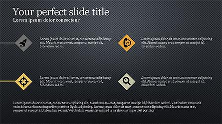 Minimalistic Presentation with Flat Icons Slide 15