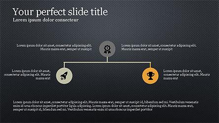 Minimalistic Presentation with Flat Icons Slide 16