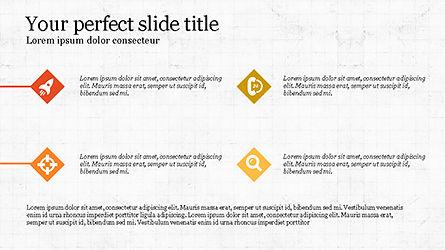 Minimalistic Presentation with Flat Icons Slide 7