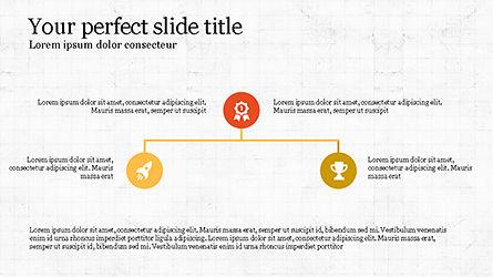 Minimalistic Presentation with Flat Icons Slide 8