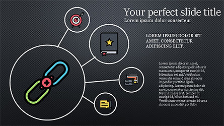 Mind Map Infographics Concept, Slide 10, 04239, Infographics — PoweredTemplate.com