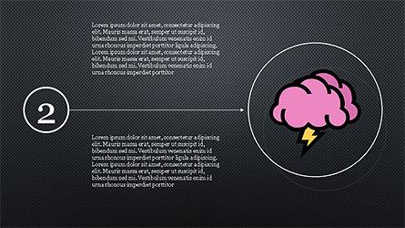 Mind Map Infographics Concept, Slide 13, 04239, Infographics — PoweredTemplate.com