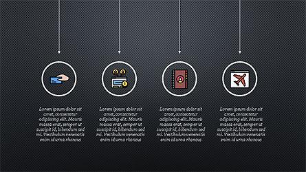 Mind Map Infographics Concept, Slide 15, 04239, Infographics — PoweredTemplate.com
