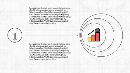 Mind Map Infographics Concept, Slide 4, 04239, Infographics — PoweredTemplate.com