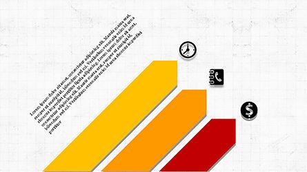 Financial Processes Minimalist Presentation Template, Slide 4, 04240, Process Diagrams — PoweredTemplate.com