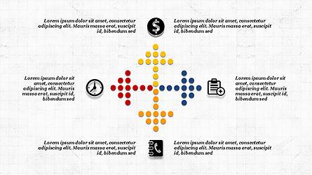 Financial Processes Minimalist Presentation Template, Slide 5, 04240, Process Diagrams — PoweredTemplate.com