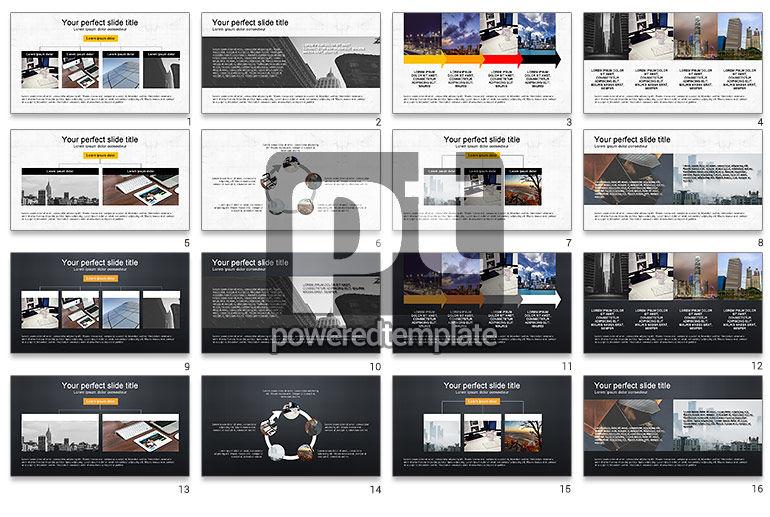 Company Profile Presentation Template