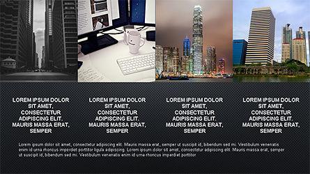 Company Profile Presentation Template, Slide 12, 04241, Presentation Templates — PoweredTemplate.com