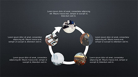 Company Profile Presentation Template, Slide 14, 04241, Presentation Templates — PoweredTemplate.com