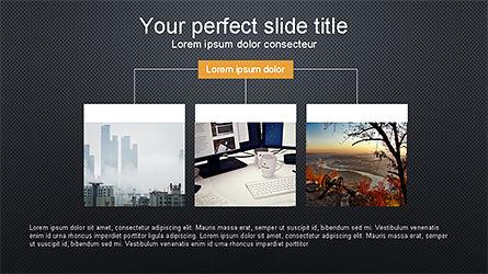 Company Profile Presentation Template, Slide 15, 04241, Presentation Templates — PoweredTemplate.com