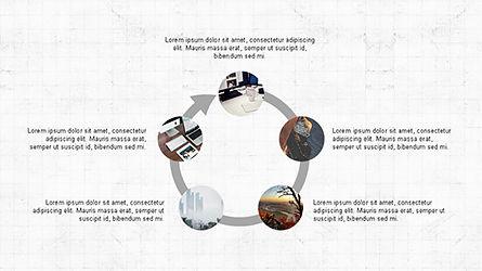 Company Profile Presentation Template, Slide 6, 04241, Presentation Templates — PoweredTemplate.com