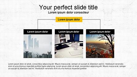 Company Profile Presentation Template, Slide 7, 04241, Presentation Templates — PoweredTemplate.com