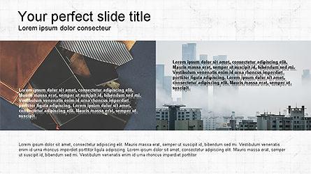 Company Profile Presentation Template, Slide 8, 04241, Presentation Templates — PoweredTemplate.com