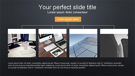 Company Profile Presentation Template, Slide 9, 04241, Presentation Templates — PoweredTemplate.com