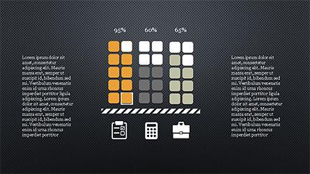 Flat Style Designed Pitch Deck Template, Slide 12, 04242, Presentation Templates — PoweredTemplate.com