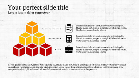 Flat Style Designed Pitch Deck Template, Slide 5, 04242, Presentation Templates — PoweredTemplate.com