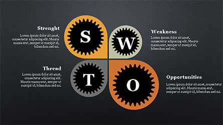 SWOT Analysis Slide Deck, Slide 10, 04243, Business Models — PoweredTemplate.com