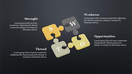 SWOT Analysis Slide Deck, Slide 11, 04243, Business Models — PoweredTemplate.com