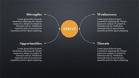 SWOT Analysis Slide Deck, Slide 14, 04243, Business Models — PoweredTemplate.com
