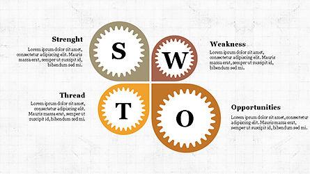SWOT Analysis Slide Deck, Slide 2, 04243, Business Models — PoweredTemplate.com
