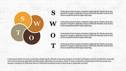 SWOT Analysis Slide Deck, Slide 4, 04243, Business Models — PoweredTemplate.com