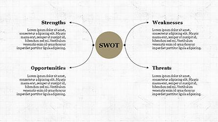 SWOT Analysis Slide Deck, Slide 6, 04243, Business Models — PoweredTemplate.com