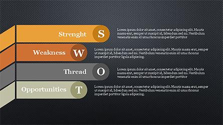 SWOT Analysis Slide Deck, Slide 9, 04243, Business Models — PoweredTemplate.com