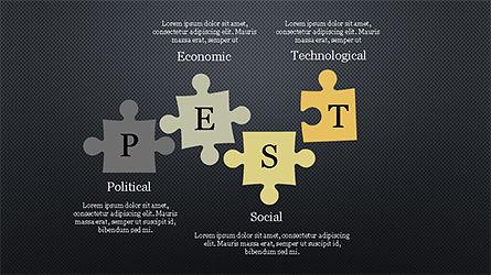 PEST Analysis Slide Deck, Slide 11, 04244, Business Models — PoweredTemplate.com