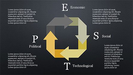 PEST Analysis Slide Deck, Slide 12, 04244, Business Models — PoweredTemplate.com