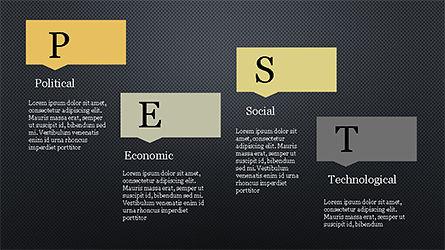 PEST Analysis Slide Deck, Slide 13, 04244, Business Models — PoweredTemplate.com