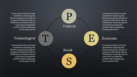 PEST Analysis Slide Deck, Slide 14, 04244, Business Models — PoweredTemplate.com