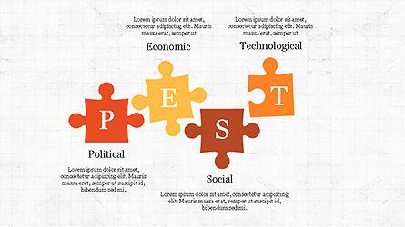 PEST Analysis Slide Deck, Slide 3, 04244, Business Models — PoweredTemplate.com